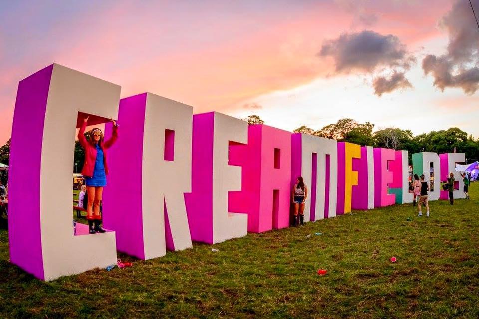UK Event Associates At Creamfields 2015